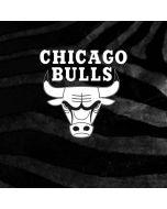 Chicago Bulls Black Animal Print Apple iPad Skin