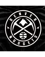 Denver Nuggets Black Animal Print iPhone X Waterproof Case