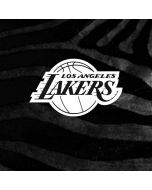 Los Angeles Lakers Black Animal Print iPhone X Waterproof Case