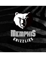 Memphis Grizzlies Black Animal Print iPhone 6/6s Skin