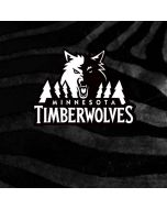 Minnesota Timberwolves Black Animal Print iPhone 6 Pro Case