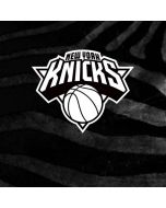 New York Knicks Black Animal Print iPhone 8 Pro Case