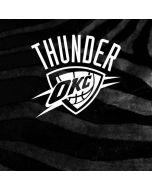 Oklahoma City Thunder Black Animal Print Xbox One Console Skin