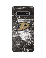 Anaheim Ducks Frozen Galaxy S10 Plus Lite Case