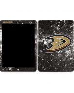 Anaheim Ducks Frozen Apple iPad Skin