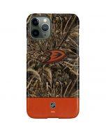Anaheim Ducks Realtree Max-5 Camo iPhone 11 Pro Lite Case