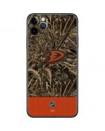 Anaheim Ducks Realtree Max-5 Camo iPhone 11 Pro Max Skin