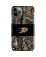 Anaheim Ducks Realtree Xtra Camo iPhone 11 Pro Lite Case