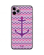 Anchor of Love- Pink iPhone 11 Pro Max Skin