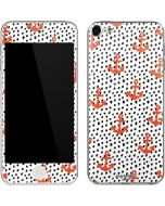 Anchors and Dots Apple iPod Skin