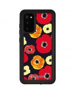 Anemone Flower Galaxy S20 Waterproof Case
