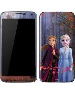 Anna and Elsa Galaxy S5 Skin