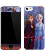 Anna and Elsa iPhone 5c Skin