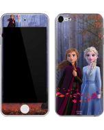 Anna and Elsa Apple iPod Skin