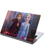 Anna and Elsa Yoga 910 2-in-1 14in Touch-Screen Skin