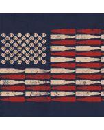 Blue Bullet American Flag LifeProof Nuud iPhone Skin