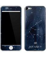 Aquarius Constellation Apple iPod Skin