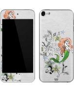 Ariel and Flounder Apple iPod Skin