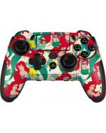Ariel and Flounder Pattern PlayStation Scuf Vantage 2 Controller Skin