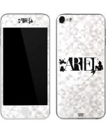 Ariel Chromatic Apple iPod Skin