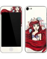 Ariel Illustration Apple iPod Skin