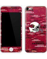 Arizona Cardinals - Blast Apple iPod Skin