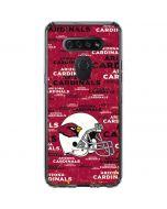 Arizona Cardinals - Blast LG K51/Q51 Clear Case