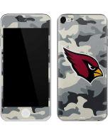 Arizona Cardinals Camo Apple iPod Skin