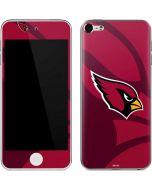 Arizona Cardinals Double Vision Apple iPod Skin