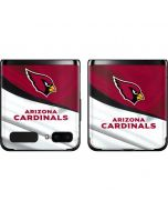 Arizona Cardinals Galaxy Z Flip Skin