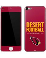 Arizona Cardinals Team Motto Apple iPod Skin