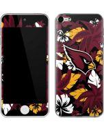 Arizona Cardinals Tropical Print Apple iPod Skin