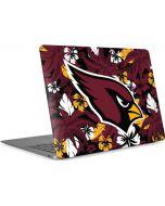 Arizona Cardinals Tropical Print Apple MacBook Air Skin