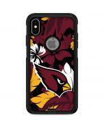 Arizona Cardinals Tropical Print Otterbox Commuter iPhone Skin