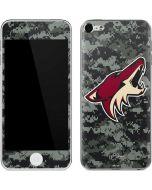 Arizona Coyotes Camo Apple iPod Skin