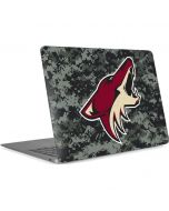 Arizona Coyotes Camo Apple MacBook Air Skin