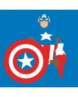 Captain America Minimal HP Envy Skin