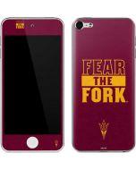 ASU Arizona Fear the Fork Apple iPod Skin