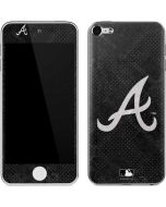 Atlanta Braves Dark Wash Apple iPod Skin
