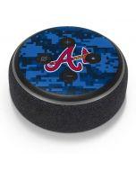 Atlanta Braves Digi Camo Amazon Echo Dot Skin