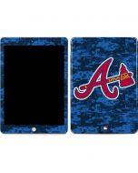Atlanta Braves Digi Camo Apple iPad Skin