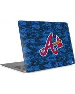 Atlanta Braves Digi Camo Apple MacBook Air Skin