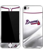 Atlanta Braves Home Jersey Apple iPod Skin
