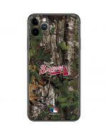 Atlanta Braves Realtree Xtra Green Camo iPhone 11 Pro Max Skin