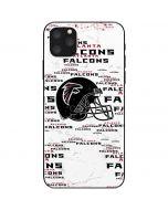 Atlanta Falcons - Blast iPhone 11 Pro Max Skin