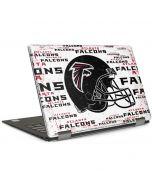 Atlanta Falcons - Blast Dell XPS Skin