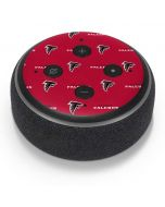 Atlanta Falcons Blitz Series Amazon Echo Dot Skin