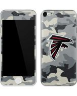 Atlanta Falcons Camo Apple iPod Skin