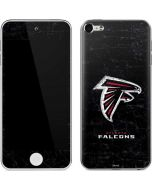 Atlanta Falcons Distressed Apple iPod Skin