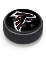 Atlanta Falcons Large Logo Amazon Echo Dot Skin